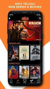 Aha Premium v2.0.10 MOD APK – 100% Telugu Web Series and Movies 2
