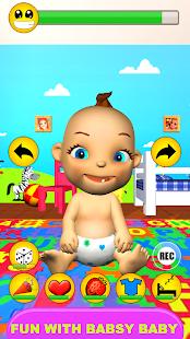 My Baby: Baby Girl Babsy 210406 screenshots 1