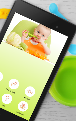 Baby Led Weaning - Guide & Recipes 2.6 Screenshots 18