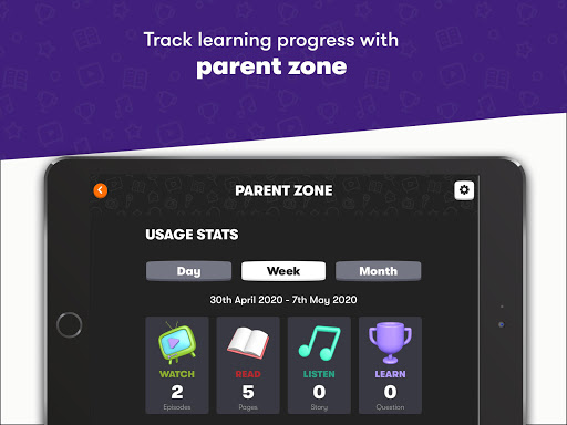 Voot Kids-Cartoons, Books, Quizzes, Puzzles & more android2mod screenshots 6