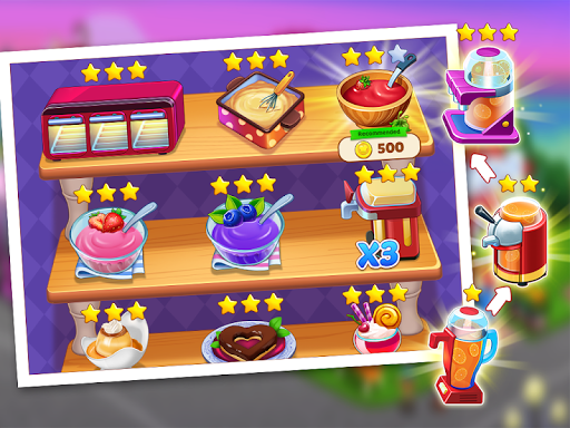 Cooking World: Diary Cooking Games for Girls City 2.1.3 Screenshots 6