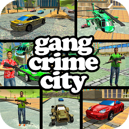 Real Gang Crime: Gangster City
