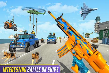 Download Robot Fps Shooting Games: Counter Terrorist Strike For PC Windows and Mac apk screenshot 1