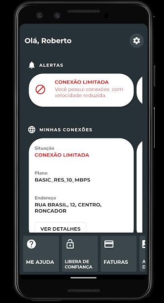 IspJet Mobile screenshot 9