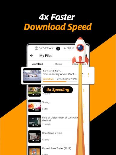 Video Downloader, Private File Downloader & Saver apktram screenshots 14