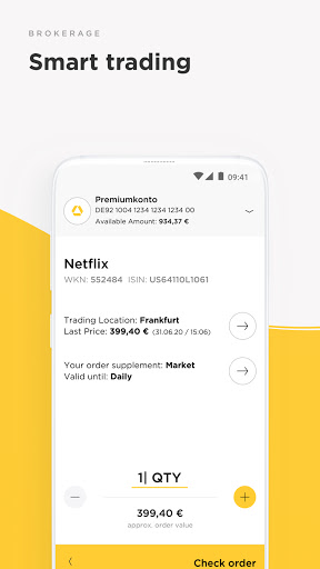 Commerzbank Banking - The app at your side  screenshots 3