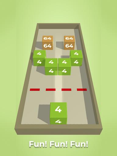 Chain Cube: 2048 3D merge game 1.46.03 screenshots 14