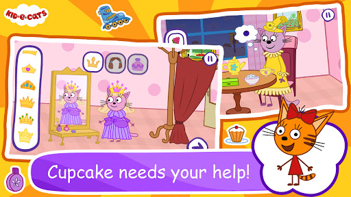 Kid-E-Cats Bedtime Stories for Kids 1.0.4 screenshots 14