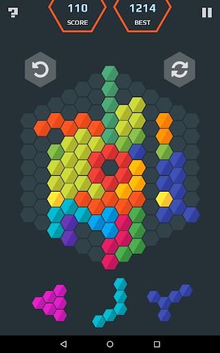 HexaMania Puzzle 1.10.7 screenshots 9