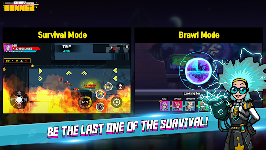 FUNKYGUNNER : Online Shooting RPG Online Hack Android & iOS 5