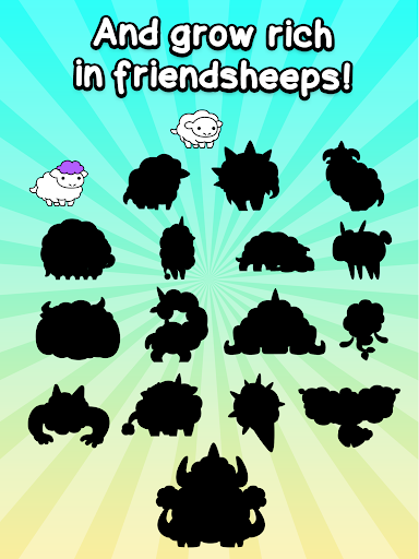 Sheep Evolution - Merge and Create Mutant Lambs screenshots 12