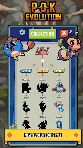 Pok Evolution: Clicker Planet - Idle Merge Game 1.3.0 screenshots 5