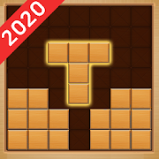 Block Puzzle - Wood Style Game