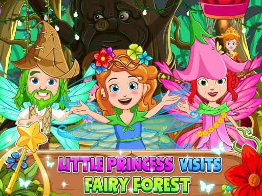 My Little Princess Fairy - Girls Game  screenshots 6