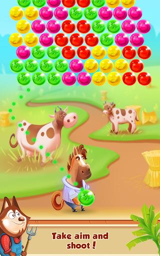 Bubble Shooter - Bubbles Farmer Game  screenshots 16