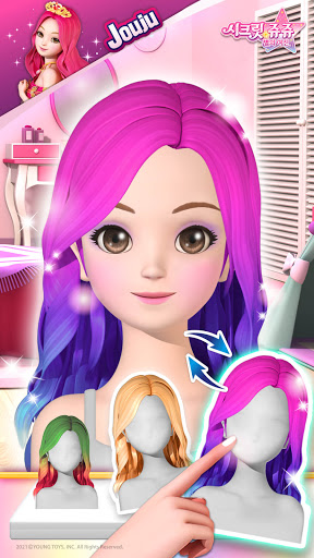 Secret Jouju : Jouju makeup game 1.0.3 screenshots 11