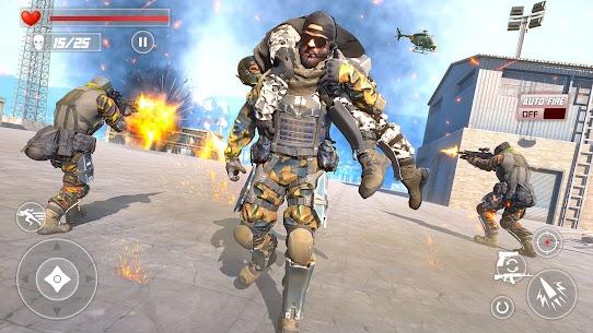 Anti Terrorist Shooting Squad: Shooting Games 2021 2