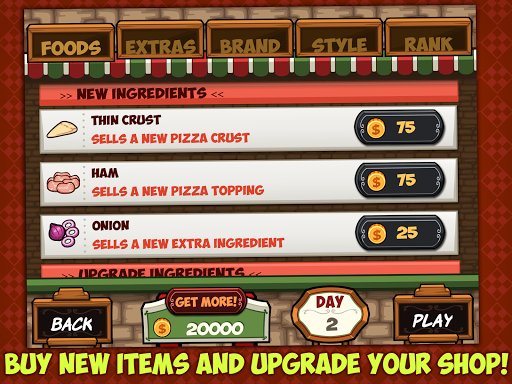 My Pizza Shop - Italian Pizzeria Management Game  Screenshots 10