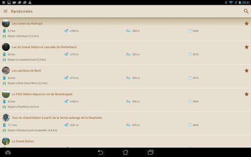 Visorando GPS randonnu00e9e 3.0.6+ Screenshots 10