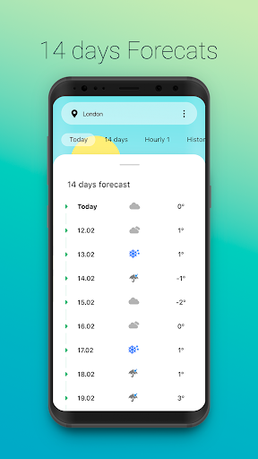 World Weather Online 3.05 Screenshots 7
