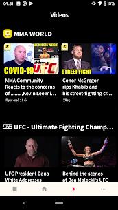 MMA News – UFC News Apk Download 2021 4