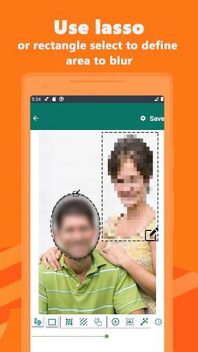 blur video & image?‍♂️ –blur/pixelate screenshot 3