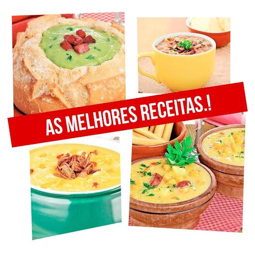 Foto do Receitas de sopas : caldos e caldinhos.