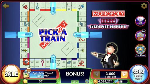 MONOPOLY Slots Free Slot Machines & Casino Games 3.2.1 screenshots 15