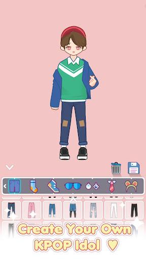 MYIDOL (#Dress up #BoyGroup #k-star #k-pop) 2.0.58 screenshots 3