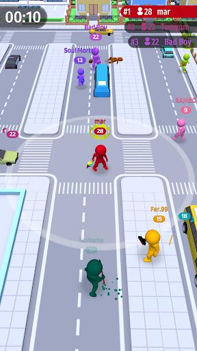 Télécharger Gratuit Move.io: Move Stop Move - Stickman Crowd 3D mod apk screenshots 5