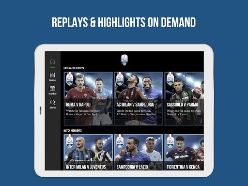 Serie A Pass 3.9.2 Screenshots 9