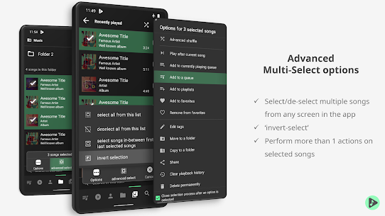 Free Musicolet Music Player Apk NEW 2021* 4