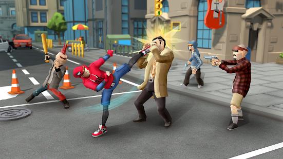Spider Fighter Superhero Revenge