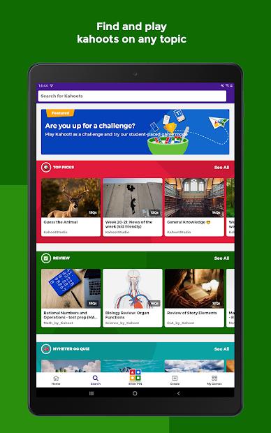 Kahoot! Play & Create Quizzes screenshot 17