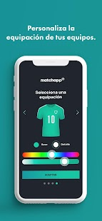 Matchapp Screenshot