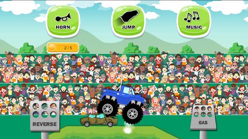 Monster Truck Game for Kids 2.8.1 screenshots 5