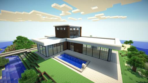Modern Mansion Maps  Screenshots 6
