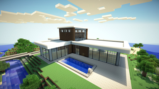 Modern Mansion Maps 4