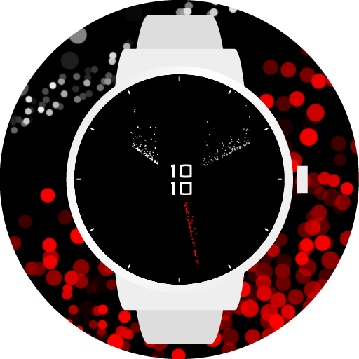 Magic Dust Watch Face For PC Windows (7, 8, 10 and 10x) & Mac Computer