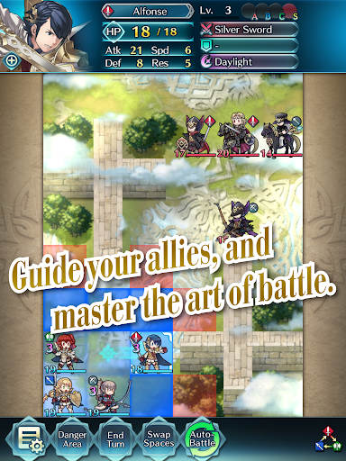 Fire Emblem Heroes  screenshots 17