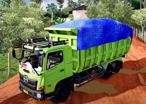Truck Simulator Indonesia : Livery Bussid  screenshots 3