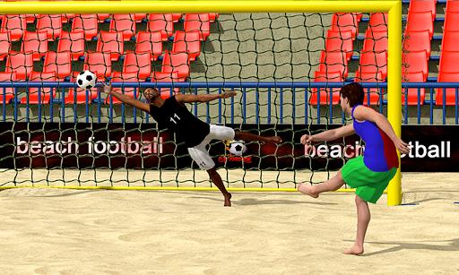 Beach Football screenshots 2