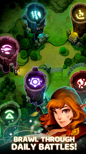 Battle Bouncers: Legion of Breakers! Brawl RPG 1.17.0 screenshots 6