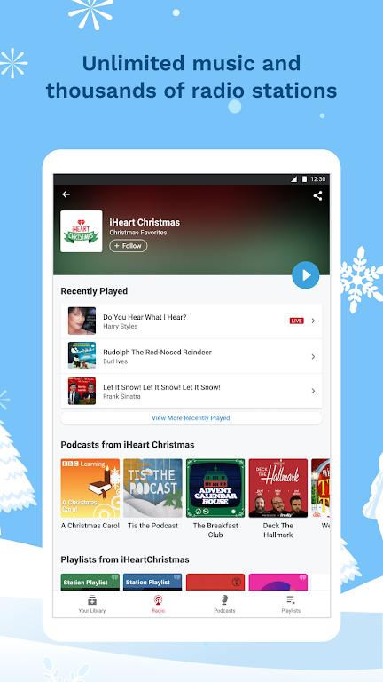 iHeartRadio: Radio, Podcasts & Music On Demand  poster 13