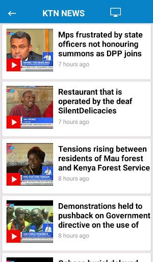 Standard Media Group App 11.0 screenshots 5