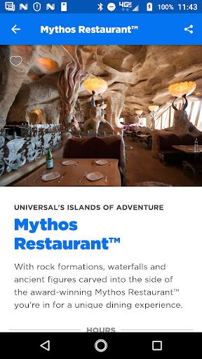 Universal Orlando Resortu2122 The Official App  screenshots 7
