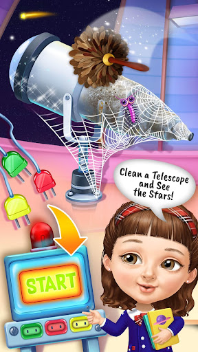 Sweet Baby Girl Cleanup 6 - School Cleaning Game android2mod screenshots 5