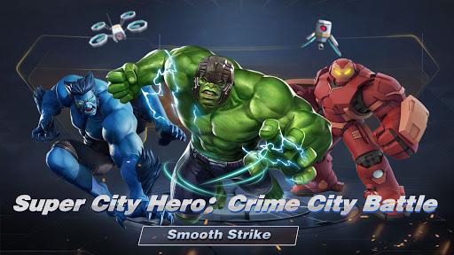 Super City Hero:Crime City Battle 22 screenshots 1