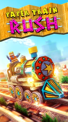 Paper Train: Rush 1.9.0 screenshots 1