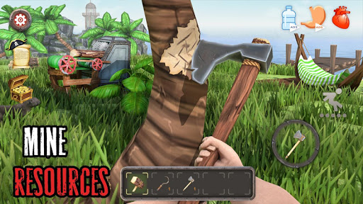 Survival Raft: Lost on Island - Simulator 3.7.0 screenshots 17
